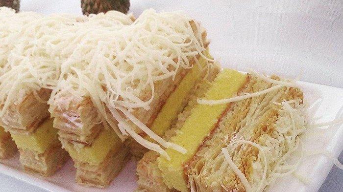 Surabaya Snow Cake