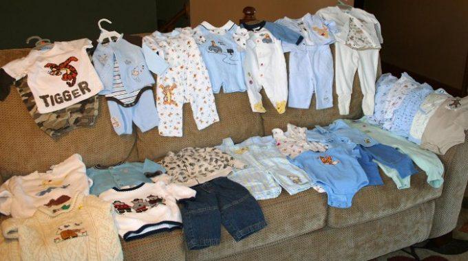 Fokus menjual perlengkapan bayi