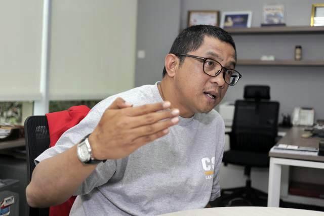 Aulia Ersyah Marinto ketua asosiasi e-commerce