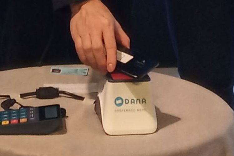 dana dompet digital