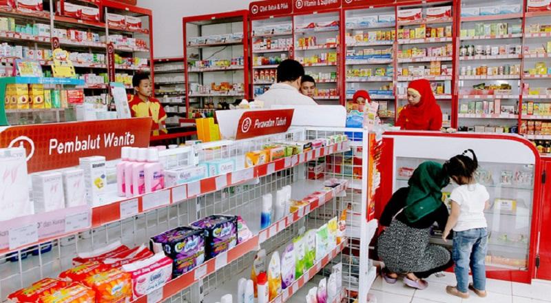Waralaba apotek