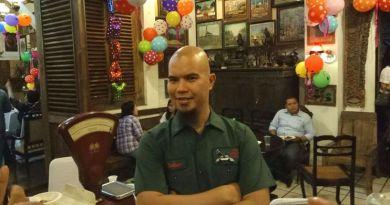 Ahmad Dhani Gagal Jengguk Julia Perez, Ada Urusan Partai
