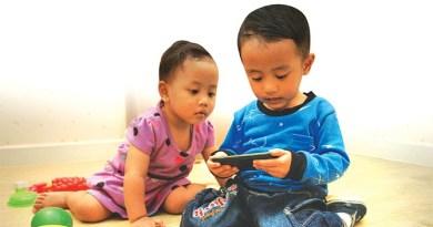 Beginilah Cara Atasi Kecanduan Anak Pada Gadget
