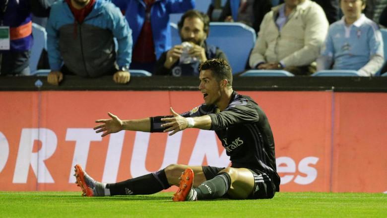 Cristiano Ronaldo Rekor Gol