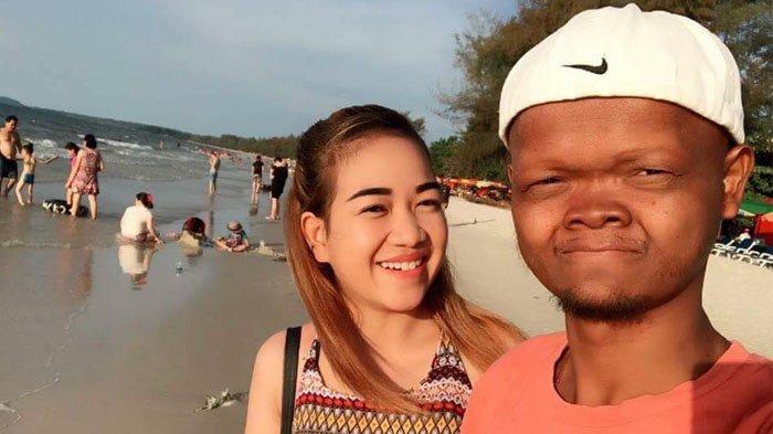 Karena Cinta, Perempuan ini Tidak Peduli Sindiran Netizen Soal Pacarnya
