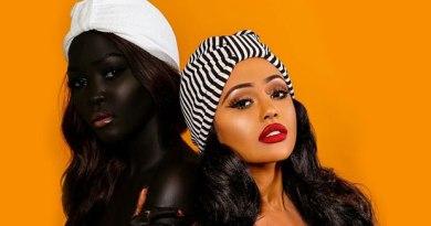 """Ketemu Sosok Cantik Model Sudan Si """"Ratu Gelap"""""""