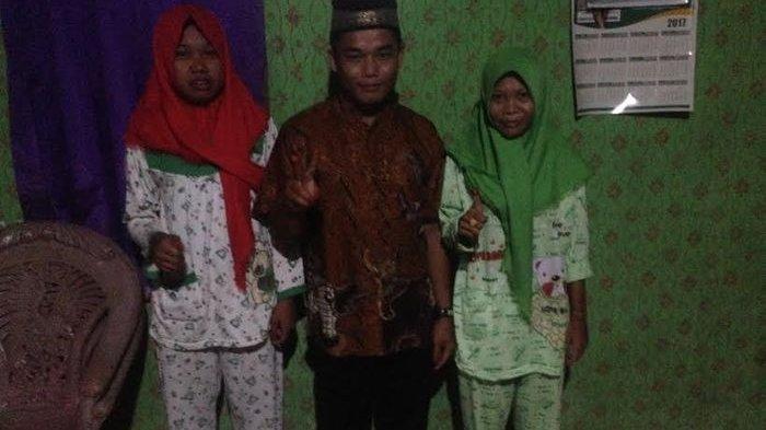 Pemuda Musi Banyuasin Nikahi Dua Gadis Muda Sekaligus,ini Pengakuan Istri-istrinya