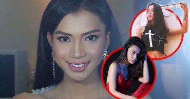 Transgender Cantik Asal Indonesia, Body-nya Bikin Cewek-cewek Minder