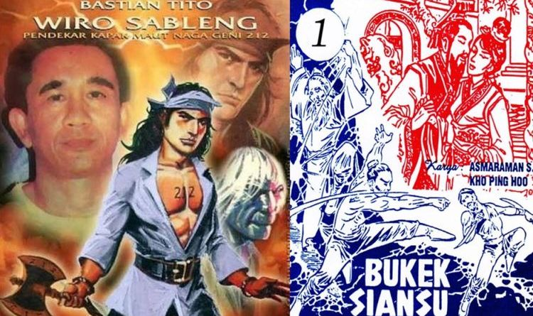 2 Artis Top Ini Keturunan Penulis Cerita Silat Legendaris