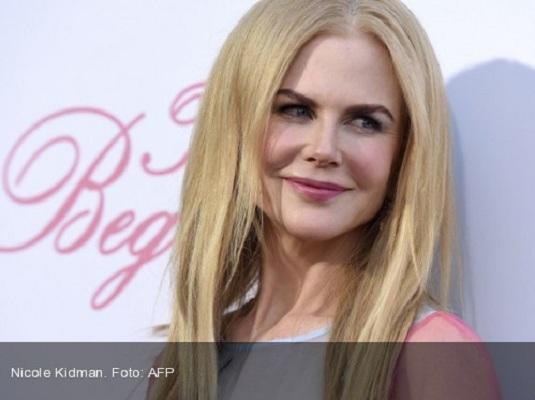 Di Usia 50 Tahun Nicole Kidman Masih Menawan, Ini Rahasianya