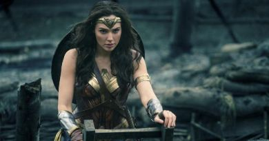 Enam Sosok Wanita, Wonder Woman di Dunia Nyata