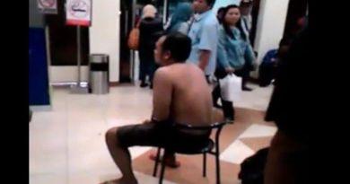 Heboh Sopir Taksi Online di Bandara Adisutjipto Ditelanjangi Ini Alasannya