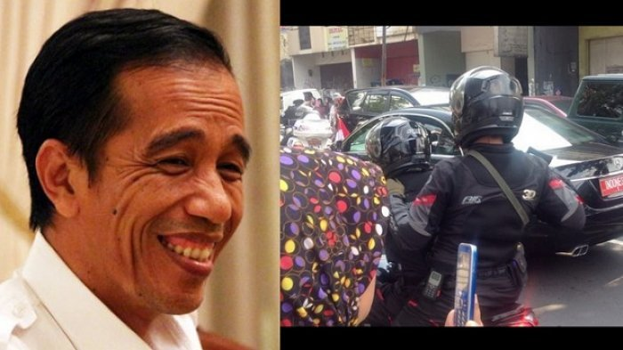Jokowi Mendadak Berhenti Di Pinggir Jalan,Aksinya Bikin Netizen Nangis