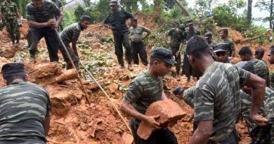Penghuni 16 Rumah Sakit Dievakuasi Akibat Banjir Sri Lanka
