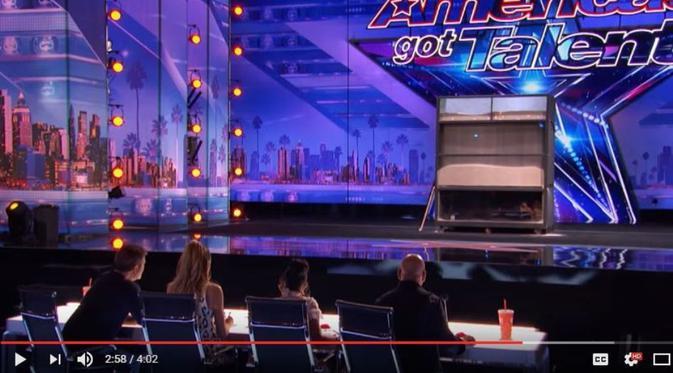 Pesulap Demian Di America's Got Talent Bikin Heboh Para juri