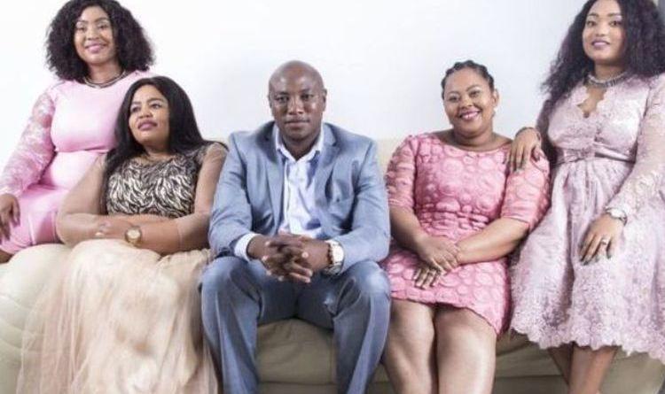 Poligami,Pria Beristri 4 Ini Beri Aturan Ketat Dan Tiap Istri Dapat Rumah