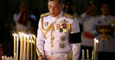 Raja Thailand Ditembak dengan Pistol Mainan oleh Remaja Jerman