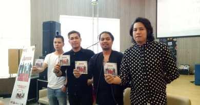 Album Baru Armada yang Bertemakan Cinta, Maju Terus Pantang Mundur