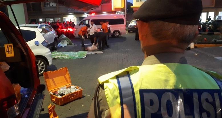 Detik-detik Dua Wanita Bunuh diri di Apartemen Cicadas Bandung