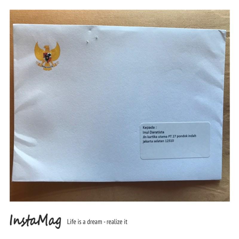 Inul Daratista kaget Dapat Surat Dari Presiden Jokowi Apa Isi Suratnya