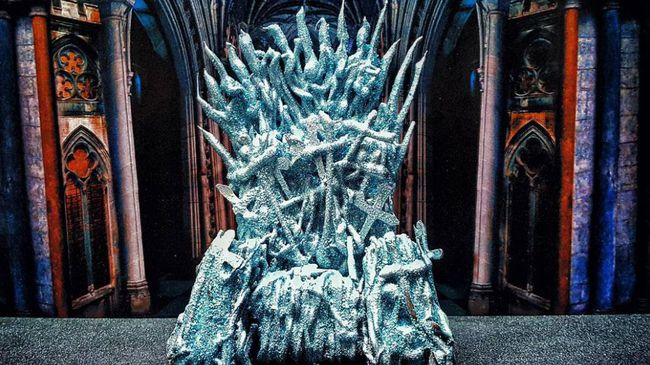 Koki Inggris Bikin Game of Thrones Jadi Makanan Penutup