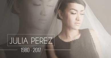 MENDIANG JULIA PEREZ BERULANG TAHUN, DELLA KENANG MOMENT SANG KAKA
