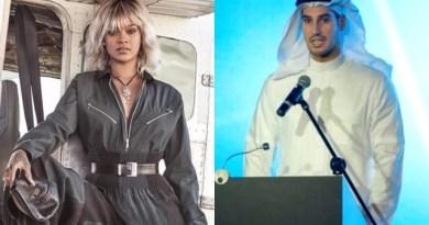 Rihanna Dipacari Pengusaha Arab Hassan Jameel