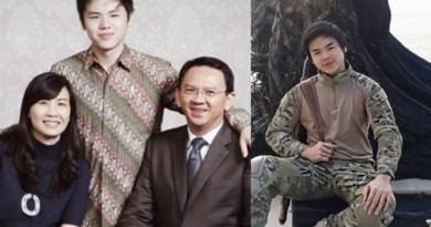 Putra Sulung Ahok, Dari Jual Sepatu Hingga Foto dengan Ceweknya