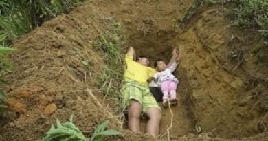 Seorang Ayah Mengajak Berlatih Mati Pada Anaknya Alasannya Sangat Menyentuh Hati