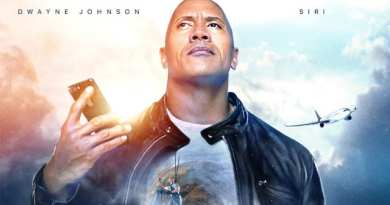 The Rock Kerja Sama Dengan Apple Main Film Bareng Siri