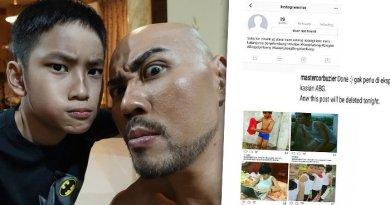 Deddy Berhasil Ungkap Akun Instagram Sukasinglet Anaknya