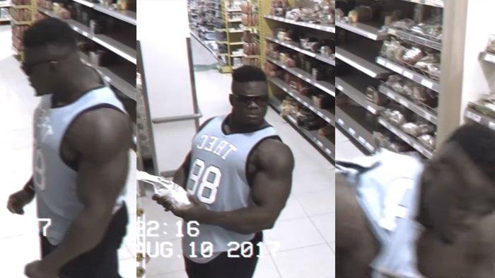 Pria Narsis Saat Sadar CCTV, Kelakuannya Bikin Ngakak