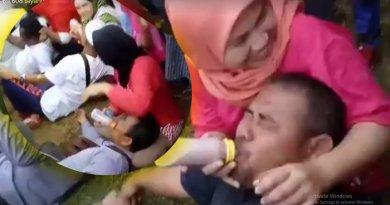 Video Lomba Istri Menidurkan Suami Pake Dot Bayi Bikin Ngakak
