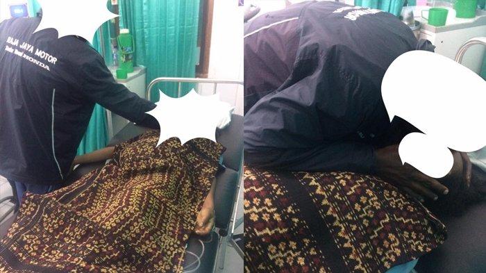 Pria Ini Kehilangan Anak dan Istrinya Akibat Bantah Saran Dokter