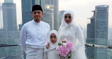 Syah Jadi Istri Engku Emran, Bella Pindah ke Malaysia