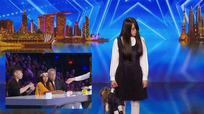 Cewek Indonesia Bikin Juri Asia Got Talent Merinding