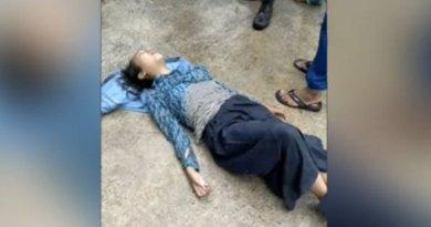 Video Siswi SMP Terkapar dan Jerit-jerit Akibat Mabuk Berat