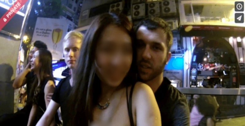 Viral, Bule Ini Cari Mangsa Wanita Asia Untuk Video Porno