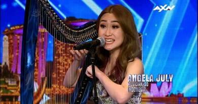 Aksi Wanita Asal Indonesia di Ajang Asia's Got Talent 2017