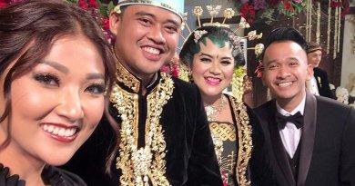 Berikut Selebriti Tanah Air Yang Hadir Di Pernikahan Kahiyang-Bobby