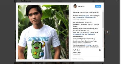 Kaesang Masih Berjualan di Instagram Jelang Pernikahan Sang Kakak