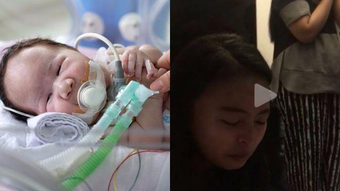 Naik Gojek, Tantri Kotak Melayat Adam Fabumi Videonya Bikin Nangis