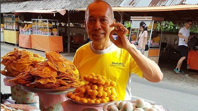 Presenter Kuliner Bondan Winarno Meninggal Dunia