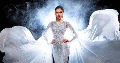 Raih Miss International 2017 Kevin Liliana Pakai Gaun Ivan Gunawan