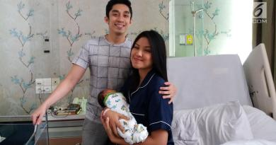 Selamat Atas Lahirnya Anak Pertama Zivanna Letisha