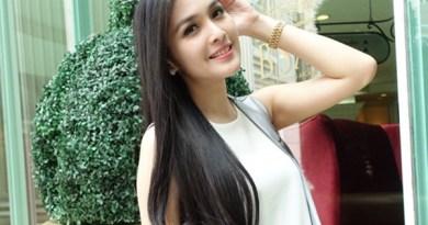 Tetap Cantik, Sandra Dewi Pamer Foto Sebelum dan Sesudah Hamil