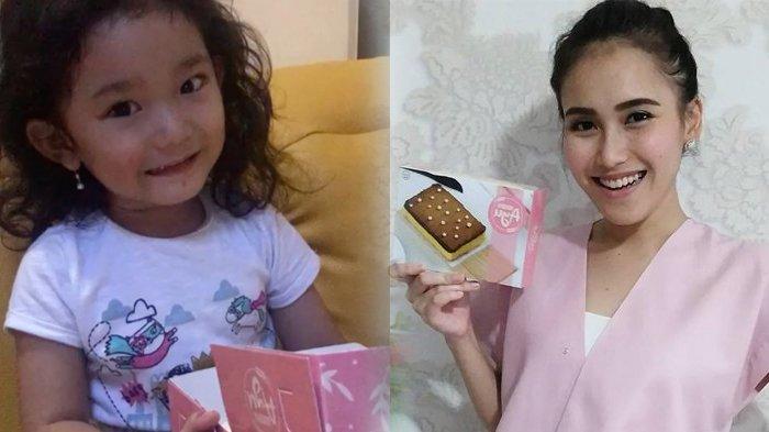 Video Tak Sengaja Bilqis Bongkar Aib Kue Mama Ayu Ting Ting
