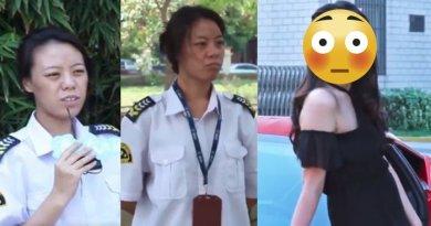 Wanita 26 Tahun Kerja Jadi Satpam, Tampak Lusuh dan Tua, Setelah Dimakeover Jadi Begini