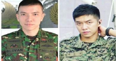 7 Foto Tentara Sekaligus Dokter Viral di Instagram, Disebut Mirip Lee Seung Gi Versi Lokal