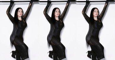 Denada Angkat Bicara Soal konsep stylenya Mirip Nicki Minaj